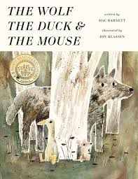 Penguin Random House Children's Book-The Wolf, The Duck & the Mouse