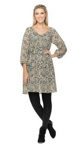 Alchemy Fashions Gayatri Dress-Cotton