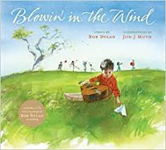 Sterling Children's Book-Blowin' In The Wind