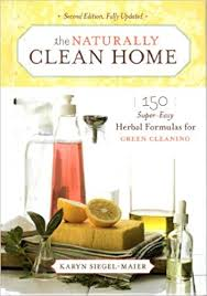 Thomas Allen & Son Book-The Naturally Clean Home