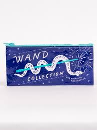 Blue Q Pencil Case-Wand Collection