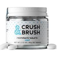 Nelson Naturals Crush and Brush