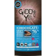 Giddy Yoyo Chocolate Bar-Original