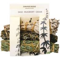 Juniper Ridge Smudge Sticks-Sage/Mugwort/Cedar