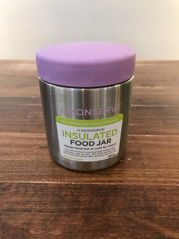 Ukonserve Insulated Food Jar-20 oz