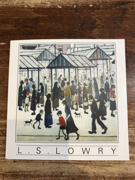 Museums and Galleries Notecard Set-L.S. Lowry