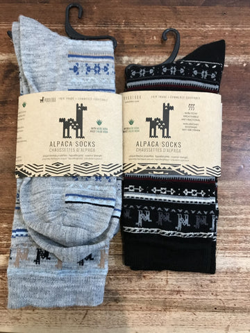 Pokoloko Patterned Everyday Socks