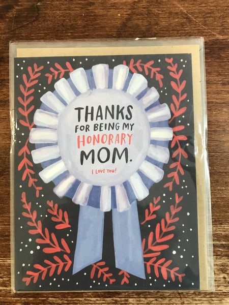 Emily McDowell Mother's Day Card-Honorary Mom