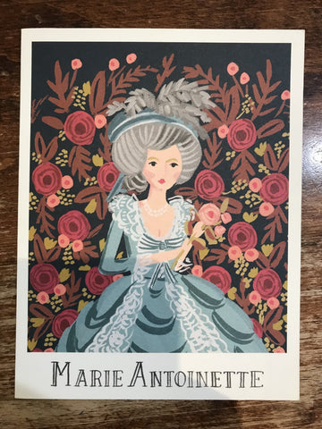 Rifle Paper Co. Blank Card-Marie Antoinette