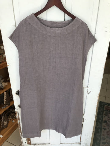 Bryn Walker Ansley Dress-Heavy Linen