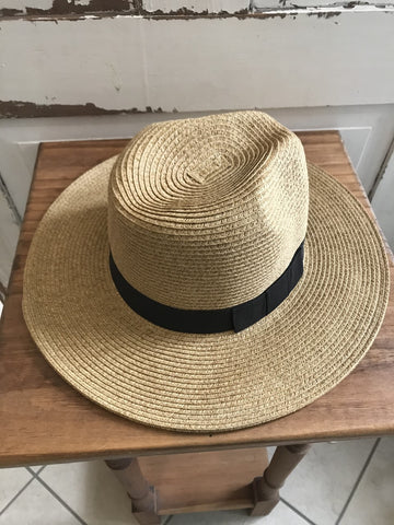 Facinie Hat-Heathered Safari-Brown