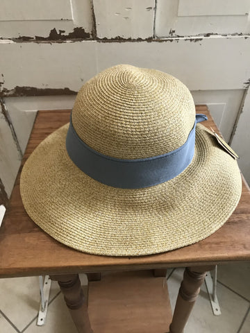 Facinie Hat-Toyo Lamp-Smoky Blue