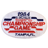 USFL Championship Patch For Jersey