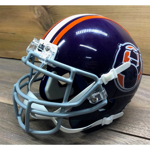 Pittsburgh Maulers Mini Helmet (2076945743941)