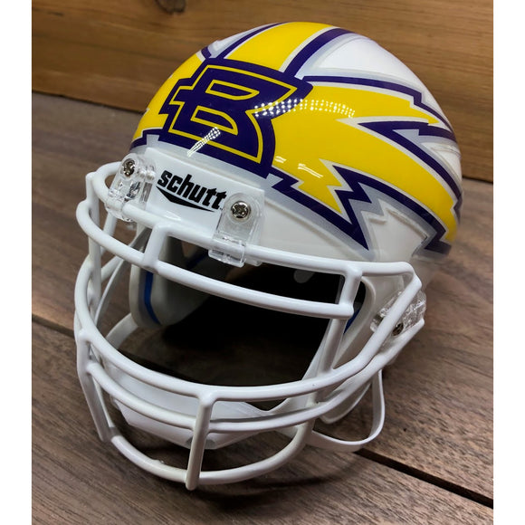 Birmingham Bolts Mini Helmet (3938683715653)