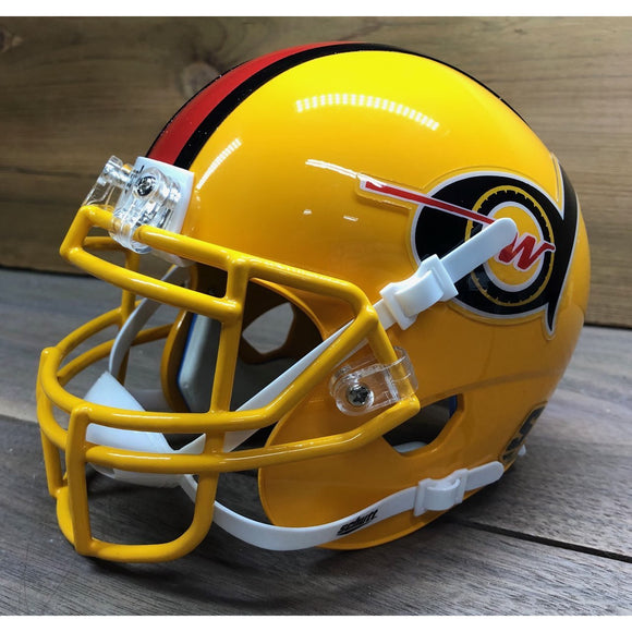 Detroit Wheels Mini Helmet