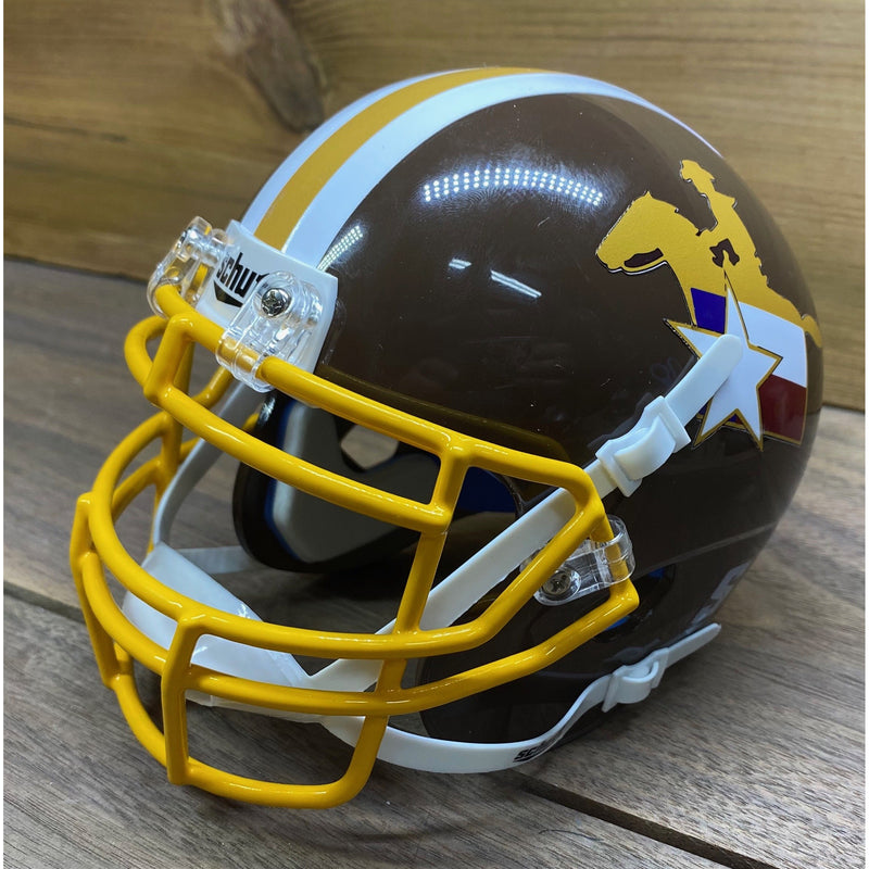 San Antonio Riders Mini Helmet