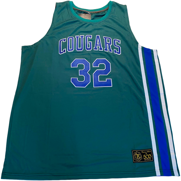 Carolina Cougars Jersey