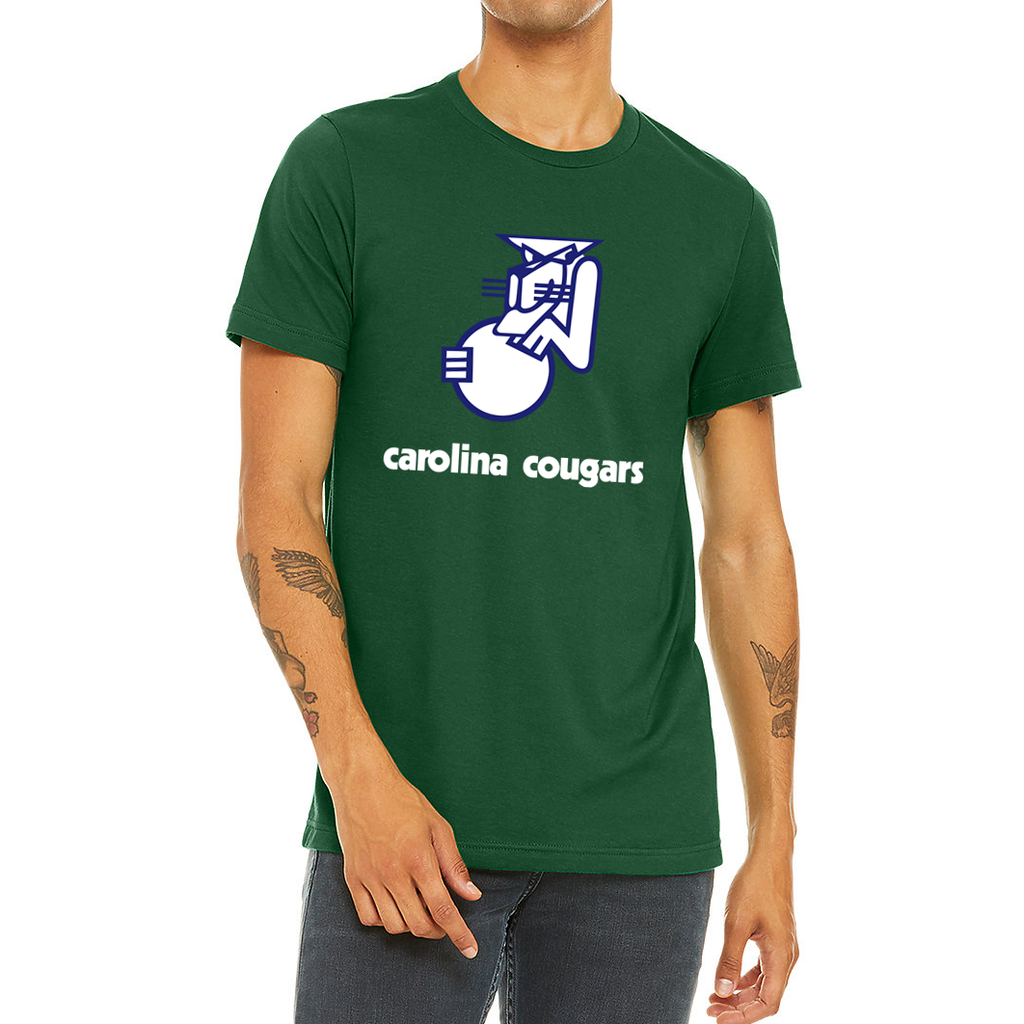 Carolina Cougars T-Shirt