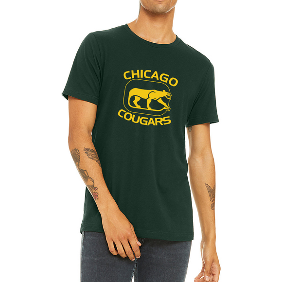 Chicago Cougars T-Shirt