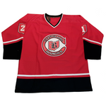 dennis maruk cleveland barons sweater (623659778076)