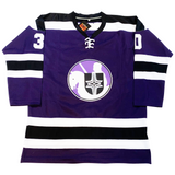gerry cheevers cleveland crusaders jersey