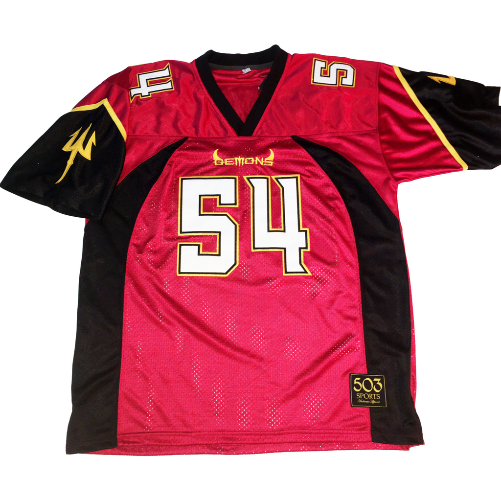 San Francisco Demons Jersey (118710599708)