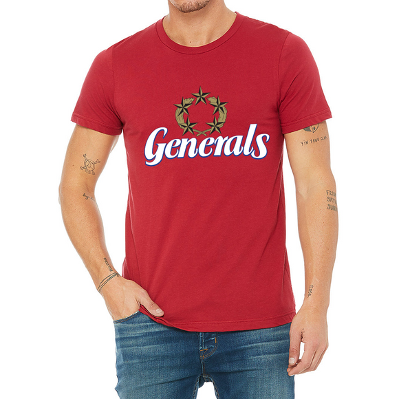 New Jersey Generals T-Shirt