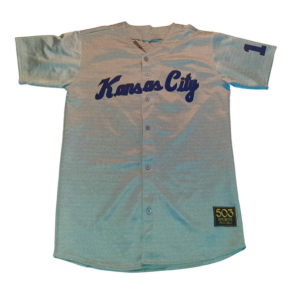 Kansas City Baseball Jersey