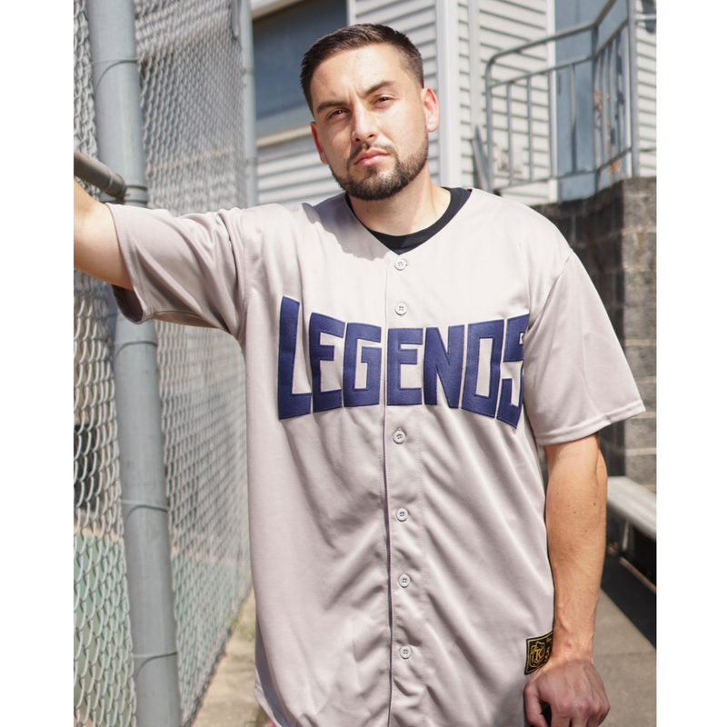 St Lucie Legends Jersey