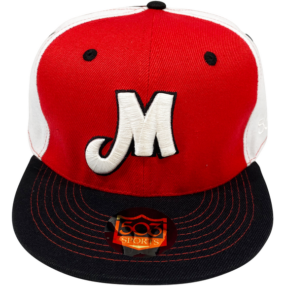 Portland Mavericks Fitted Hat