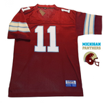 bobby hebert michigan panthers usfl jersey