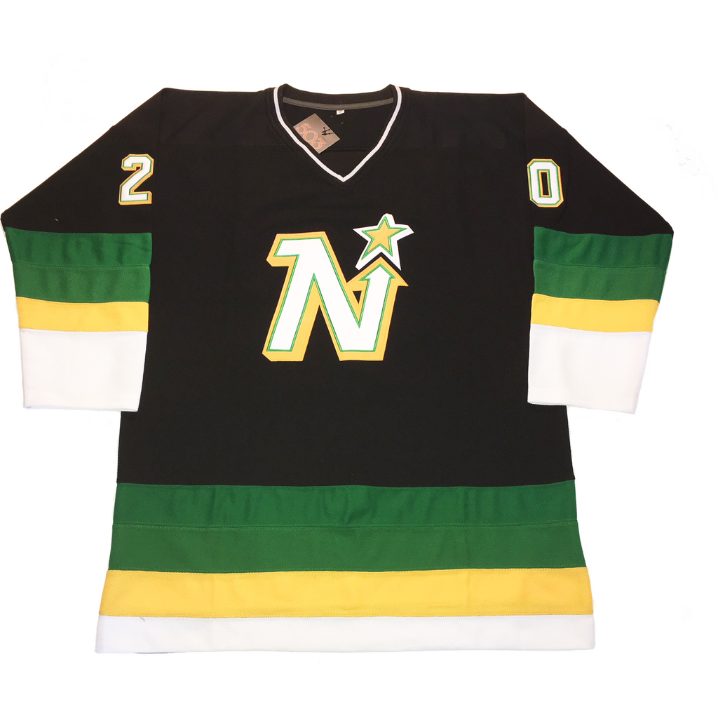 Minnesota North Stars Jersey