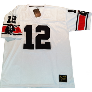 Tom Clements Ottawa Rough Riders Jersey