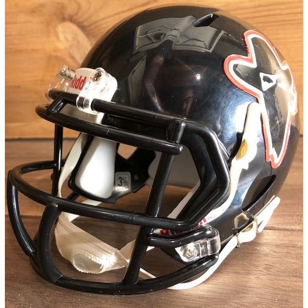 Arizona Outlaws Mini Helmet (2076961538117)