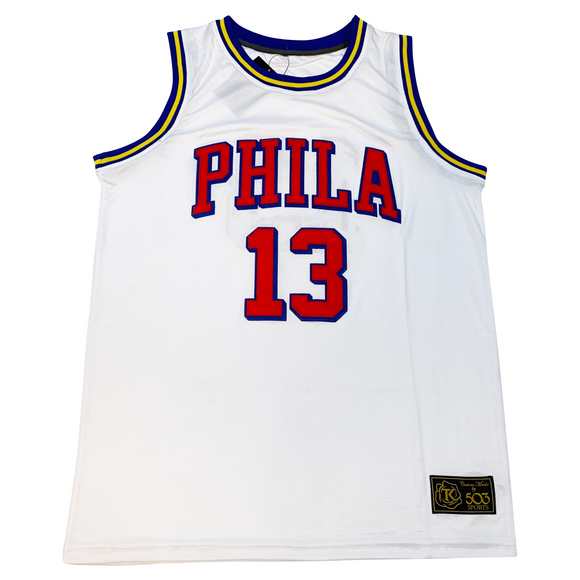 Philadelphia Basketball Jersey