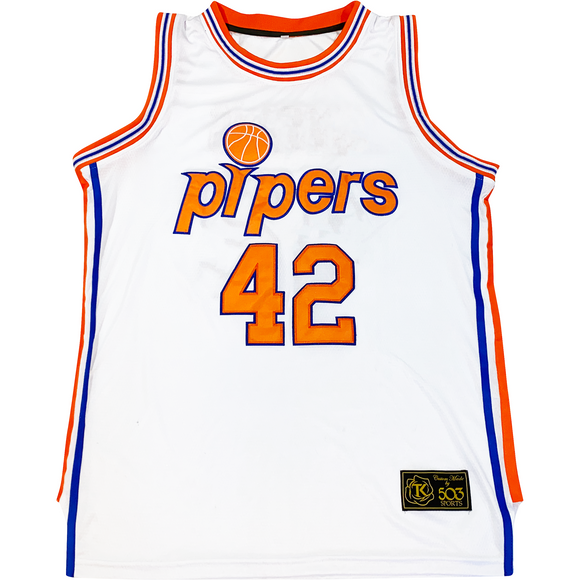 connie hawkins pittsburgh pipers jersey