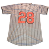 buster posey brooklyn royal giants jersey