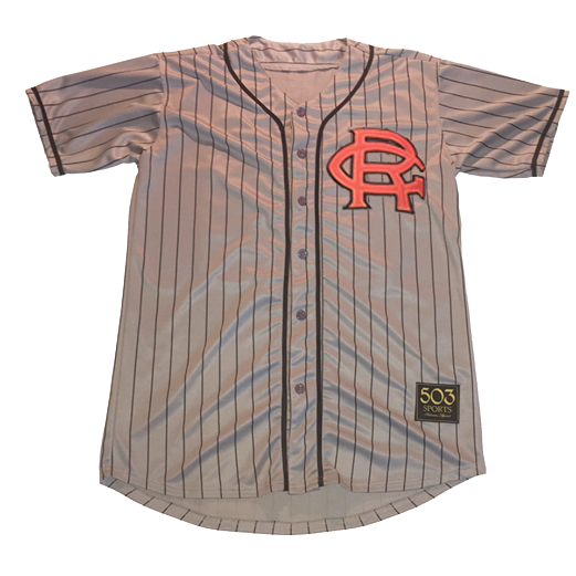 2008 san francisco giants brooklyn royal giants jersey