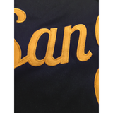 san jose bees tackle twill baseball jersey