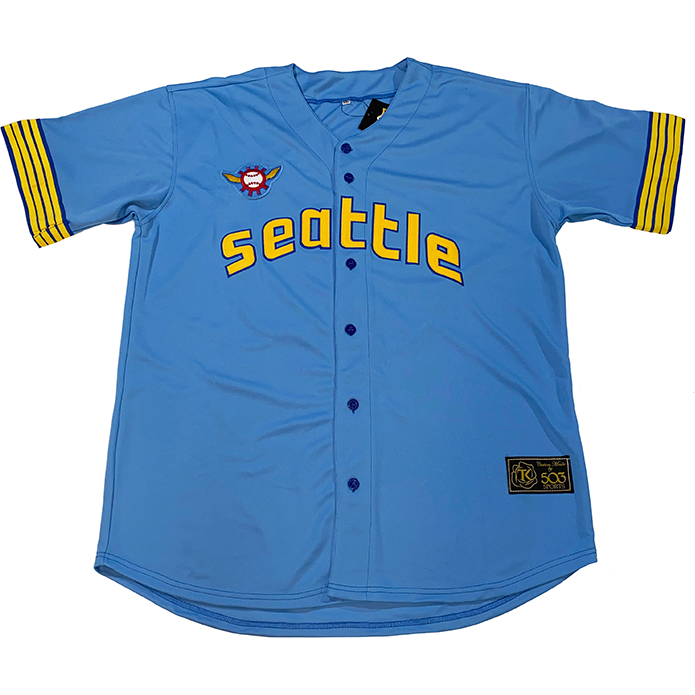 Seattle Pilots Jersey