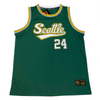 Seattle Basketball Jersey