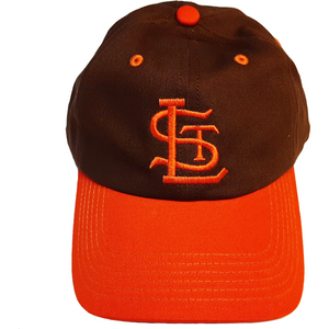StL Browns Low Profile Hat