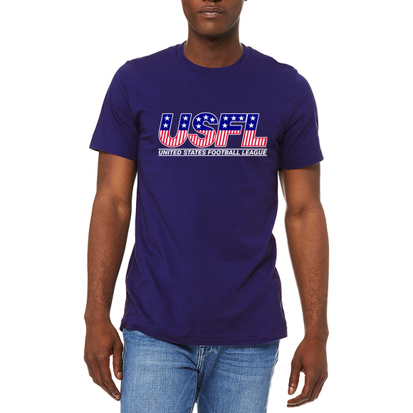 USFL League T-Shirt