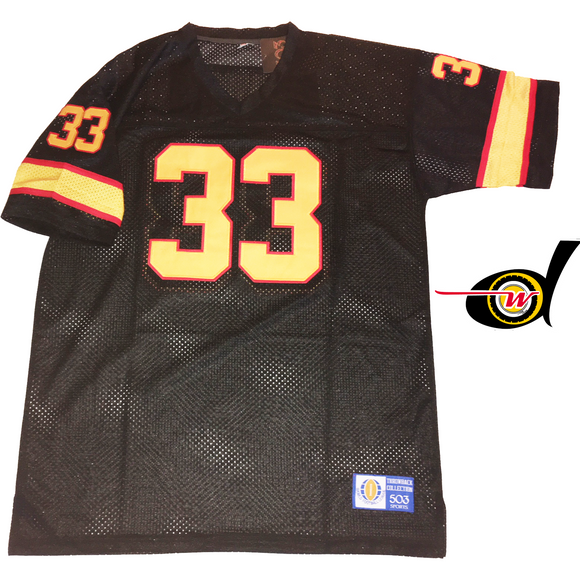 Detroit Wheels WFL Jersey (499318423580)