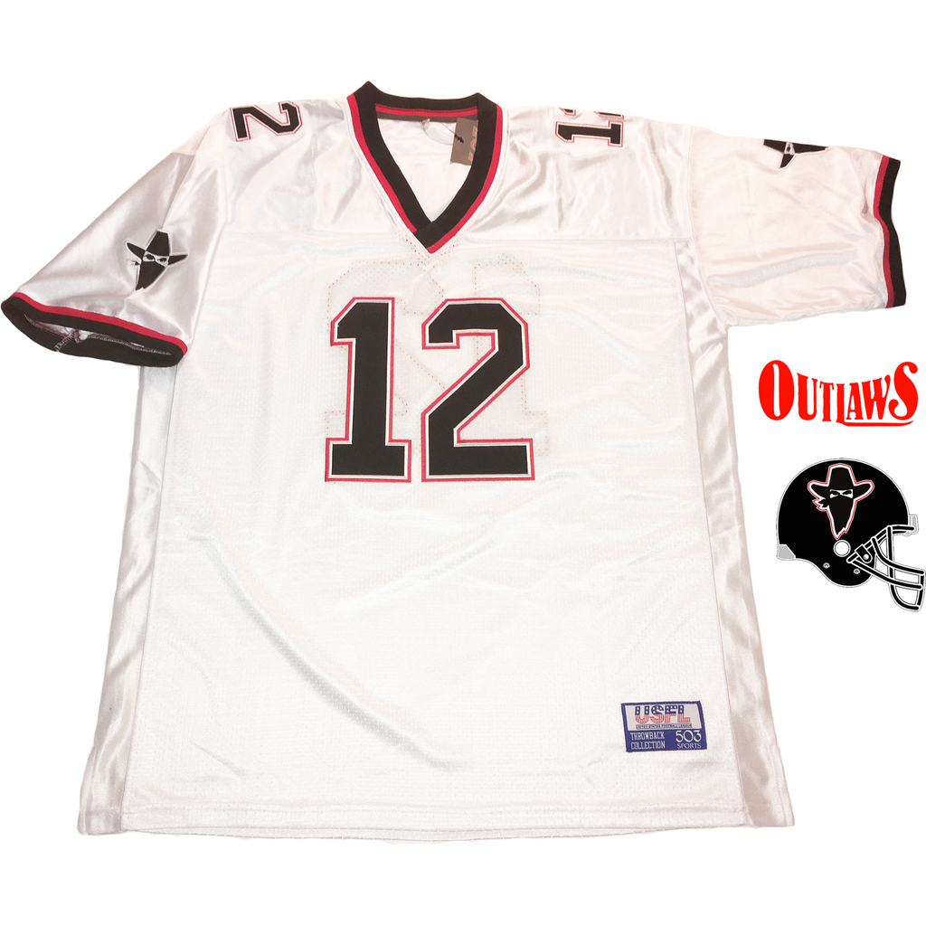 Arizona Outlaws USFL Jersey (112998023196)