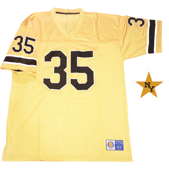 New York Stars WFL Jersey