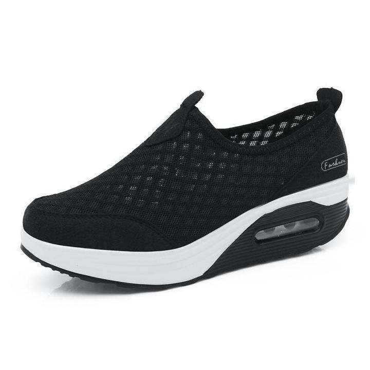 Non Slip Mesh Cushion Shoes