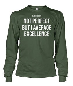 Average Excellence Shirt