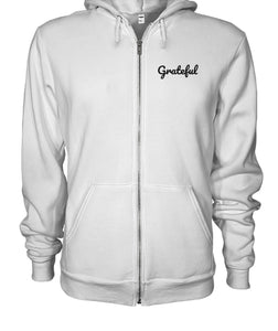 Grateful Zip-Up